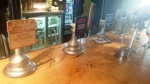 Buxton Tap House - casks