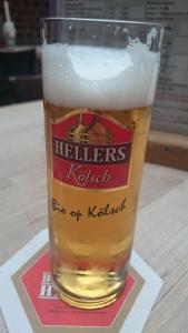 Hellers Kolsch at Hellers Brauhaus