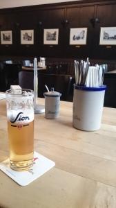 Sion Kolsch at Brauhaus Sion