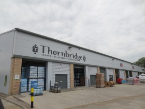 Thornbridge Brewery - exterior