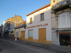 Brasserie Cantillon (Cantillon Brewery) exterior