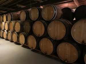 Brasserie Cantillon (Cantillon Brewery) barrels
