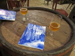 Brasserie Cantillon (Cantillon Brewery) Gueuze