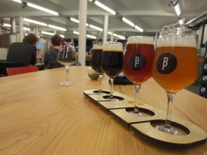 Beers at Brussels Beer Project