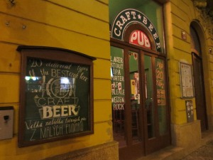 20 PIP Craft Beer Pub Prague