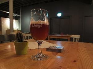 Keg beer from Black Lodge Brewing