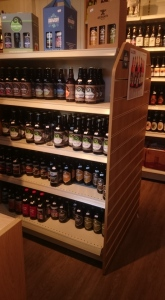 Craft beer bottle shop The House of Beer, Ramsbottom