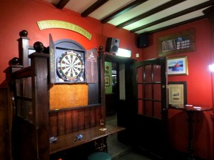 Darts at The Station Inn Whitby