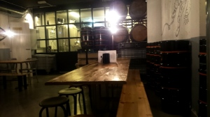 Garage Brewery, Barcelona