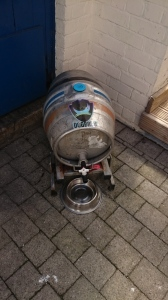 DogBrew at Albion Ale House, Conwy