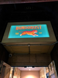 Bundobust Manchester sign