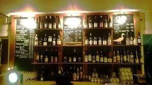 Beer and wine at Gaasa, Oslo