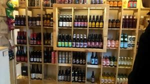 Growleriet bottle shop, Oslo