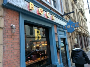 Bock Biere Cafe, Manchester