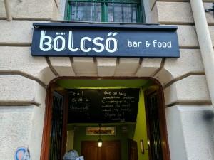 Bolcso Bar & Food, Budapest