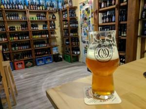 Csak a jó sör, a craft beer bar in Budapest