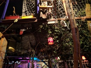 Budapest ruin pub Szimpla Kert