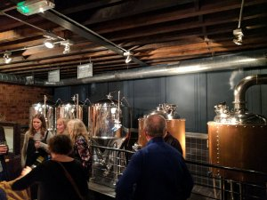 Brewery at Bridge Tavern, Newcastle