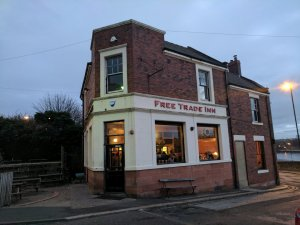 Free Trade Inn exterior