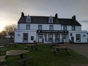 Manor House Hotel, Lindisfarne