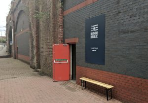 Beatnikz Republic brewery tap, Manchester