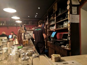 Italian beer bar Birra in Berlin