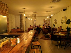 Berlin craft beer bar Muted Horn