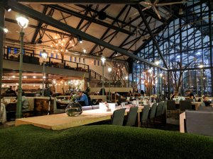 Stone Brewing World Bistro and Gardens, Berlin