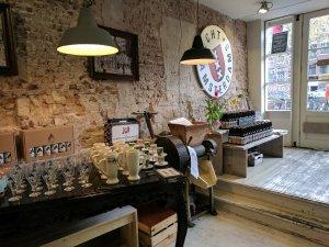 Brouwerij De Prael bottle shop, Amsterdam