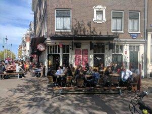 Cafe Fonteyn, Amsterdam