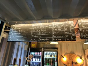 Craft beer at Aarhus Street Food