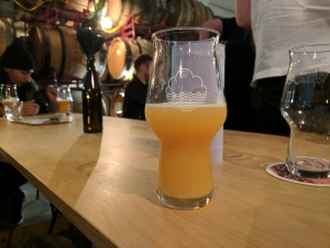 Cloudwater Barrel Store