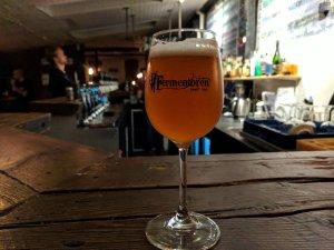 Beer at Fermentoren, Aarhus