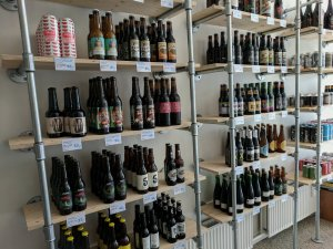 Craft beer in Flask, Aarhus