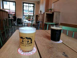 Craft beer at Mikkeller Bar Aarhus