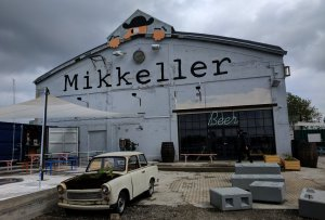 Outside of Mikkeller Baghaven