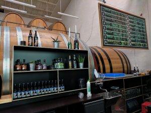 Mikkeller Baghaven bar