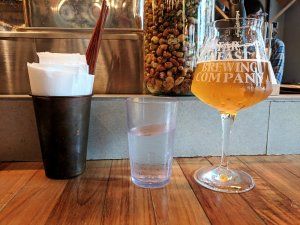 Craft beer at Far Yeast