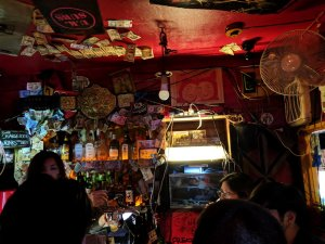 Hair of the Dogs, Golden Gai