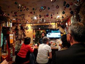 Tokyo craft beer bar Pigalle